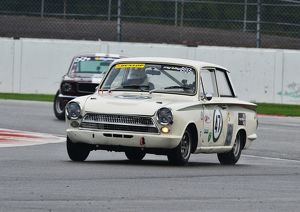 Nigel Cox, Ford Lotus Cortina,
