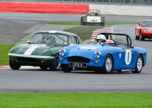 Paul Tooms, Turner MkIII, Roger Waite, Lotus Elan S1,