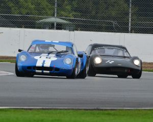Phillip Nelson, Chevron B8, Mark Colman, Chevron B8 CJ5 1213