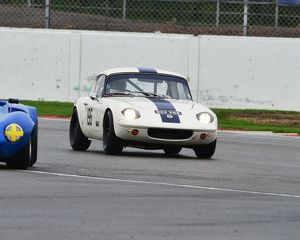 Sean McClurg, Lotus Elan CJ5 1177