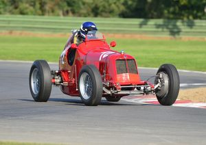 Simon Edwards, Maserati 4CM