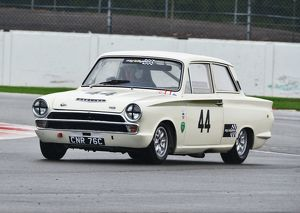 Tim Davies, Ford Lotus Cortina