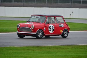Timothy Brook, Austin Mini Cooper,