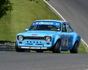 Tony Paxman, Ford Escort Mk1, Quaife, Motorsport News Saloon Car Championship, Cannons